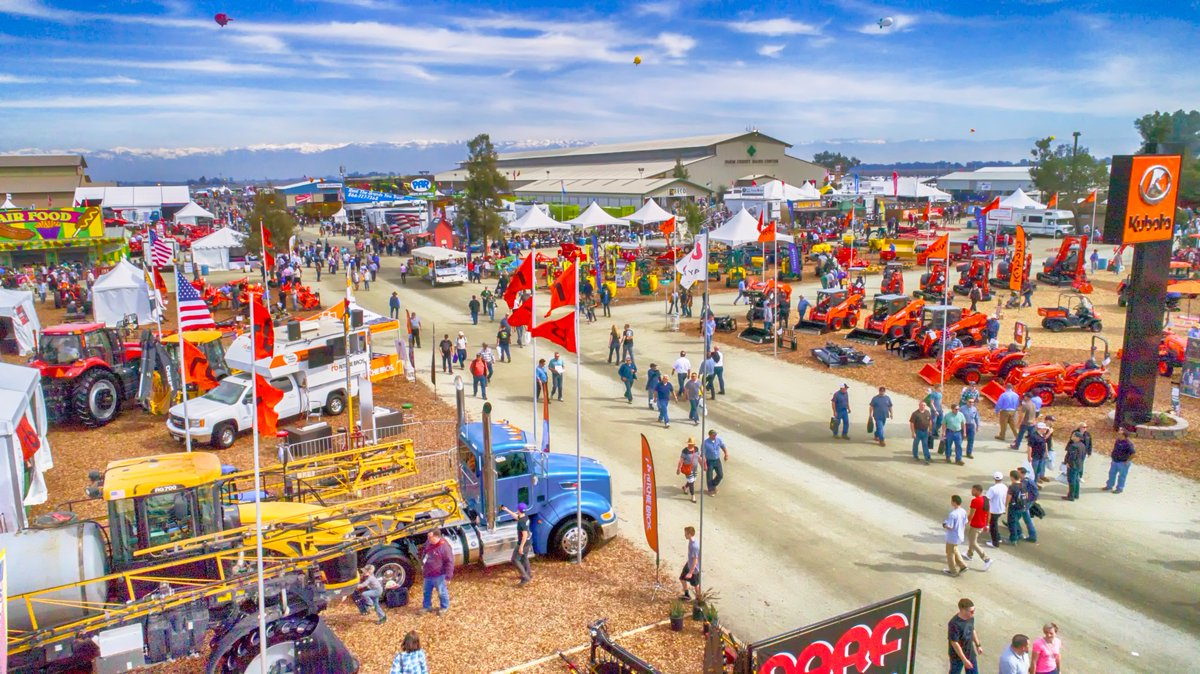 World Ag Expo 2019