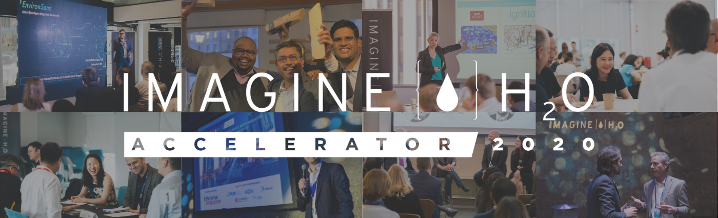 Sensoterra selected for the Imagine H2O Accelerator 2020
