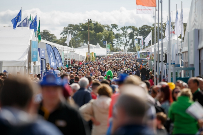 Sensoterra at the National Ploughing Championships - Ireland 2019
