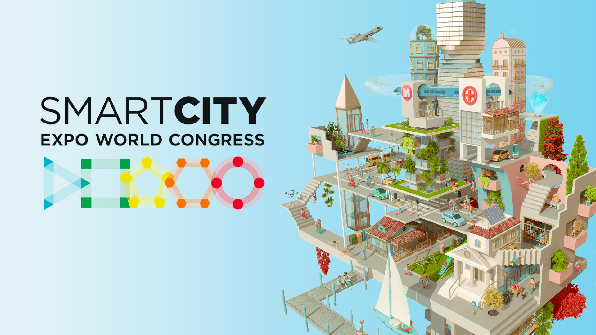 Sensoterra at SmartCity Expo World Congress 2019 (Barcelona)