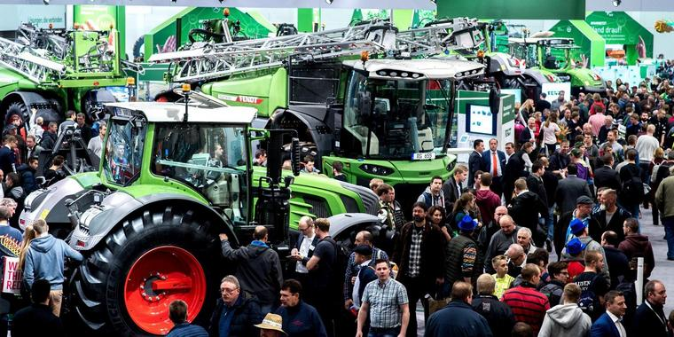 Sensoterra at Agritechnica 2019