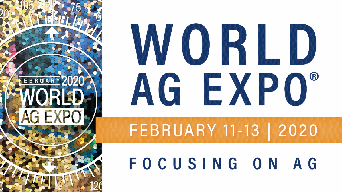 Sensoterra at World Ag Expo 2020